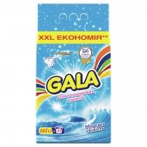 Пральний порошок Gala Морська свіжість для кольорової білизни 6 кг