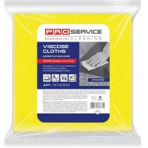 Серветки віскозні PRO service  30 х 38 см 10 шт