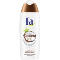 Гель для душу Fa Coconut Milk Аромат Кокосового молочка 500 мл