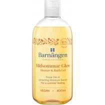 Гель для душу Barnangen Midsommar Glow з квітковими оліями 400 мл