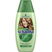 Шампунь Schauma 7 трав для нормального і жирного волосся, яке потребує частого миття 250 мл