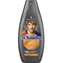 Шампунь Schauma Men Sports для нормального волосся 400 мл