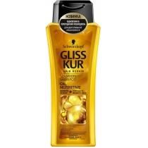 Шампунь Gliss Kur Oil Nutritive для сухого, пошкодженого волосся схильного до посічених кінчиків 250