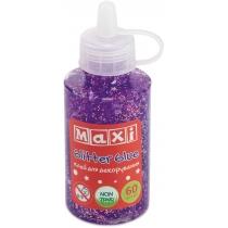 Клей для декорування з конфетті 60 мл, фіолетовий