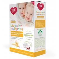 Зубна паста дитяча SPLAT Baby 0-3 Ваніль 40 мл