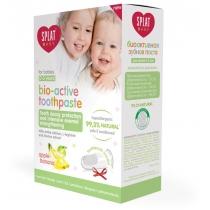 Зубна паста дитяча SPLAT Baby 0-3 Яблуко-банан 40 мл