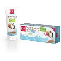 Зубна паста дитяча SPLAT Kids 2-6 фрук. морозиво 50 мл