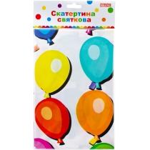 Скатертина ПЕ Balloons 132х182,88 см