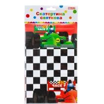 Скатертина ПЕ Racing 132х182,88 см