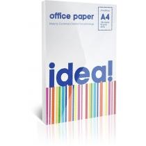 Папір Idea! А4 80 г/м2, 100арк. (Papir PTE)