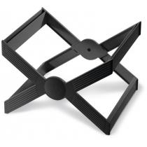 Картотека пластикова для підвісних папок DURABLE, чорна