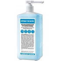 Септофан® UNO Експрес засіб для дезінфекції рук (1000мл з дозатором)