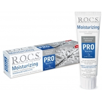 Зубна паста R.O.C.S. PRO Moisturizing. Зволожуюча, 135г