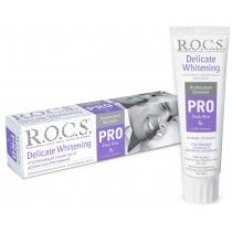 Зубна паста R.O.C.S. PRO Делікатне Відбілюваня, Fresh Mint, 135г
