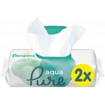 Cерветки Pampers Aqua Pure 2x48 шт
