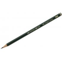 Олівець чорнографітний  CASTELL 9000 HB