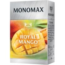 Чай зелений з ароматом манго МОNОМАХ ROYAL MANGO 90г
