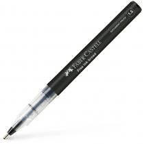 Ручка-роллер Faber-Castell Free Ink колір чорнила чорний, 1,5 мм, одноразова