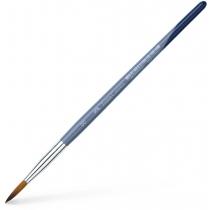 Пензлик Faber-Castell Round brush кругла синтетична, розмір 8