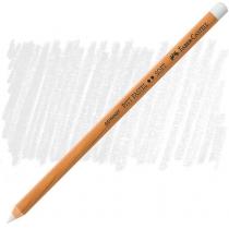 Олівець пастельний Faber-Castell PITT середній білий (white medium) № 101