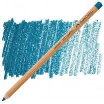 Олівець пастельний Faber-Castell PITT  бірюзовий кобальт (Cobalt Turquoise) № 153