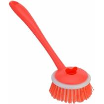 Щітка для миття посуду, Economix Cleaning, рожева