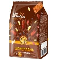 "Гранола ""Шоколадна"" SG 300г (ПП)"