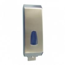 Дозатор рідкого мила Mar Plast Inox 1.2 л, сатиновий, нерж. сталь