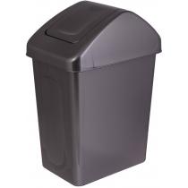 Відро для сміття BranQ асорті, 10л