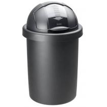Відро для сміття ROLL BOB  асорті, 30л