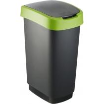 Відро для сміття  TWIST асорті,  50л