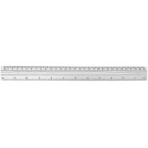 Лінійка алюмінієва, 30 см