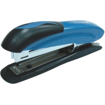 Зшивач №10 Economix, до 16 арк., пласт. корпус, синій