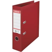 Папка-реєстратор Esselte No.1 Power А4 75мм, колір бордовий