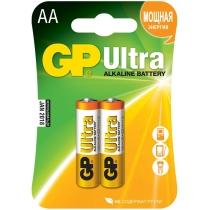 Батарейка GP Ultra Alkaline AA 2 штуки в упаковці