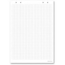 Блокнот для фліпчарту, 20 арк; 66х99см; у клітинку