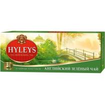 Чай зелений пакетований Hyleys Зелений чай 25шт х 2г