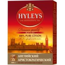 Чай чорний Hyleys Англійський аристократичний 100г