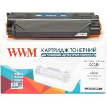 Картридж тонерний WWM для Canon FC-128/230/310/330 аналог E16