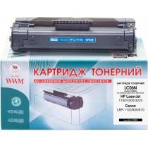 Картридж тонерний WWM для HP LJ 1100, Canon LBP-800/810 аналог C4092A