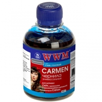 Чорнила для Canon, Carmen CU/C, cyan, 200 г.
