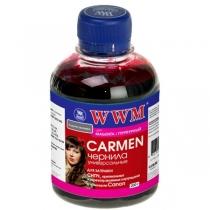 Чорнила для Canon, Carmen CU/M, magenta, 200 г.