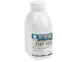 Тонер WWM THP1010 для HP LJ 1010/1020/1022, Black, 100г