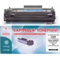 Картридж тонерний WWM для Canon MF4018/4120/4140 аналог FX-10