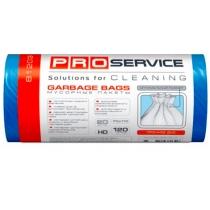Пакети для сміття 120л / 20шт PRO service