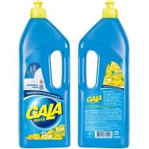 Засіб для миття посуду Лимон-яблуко Gala 1 л