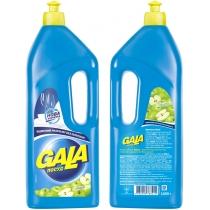 Засіб для миття посуду рідина яблуко GALA 1 л