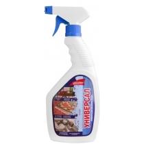 Засіб для меблів рідина для чистки та полірування насос та розпилювач Сан-клін 500 мл