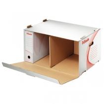 Архівний  контейнер Esselte Standard переднє завантаження,  колір білий