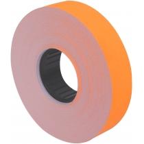 Етикетки-цінники Economix 23х16 мм помаранчеві (700 шт. / рул.), E21302-06